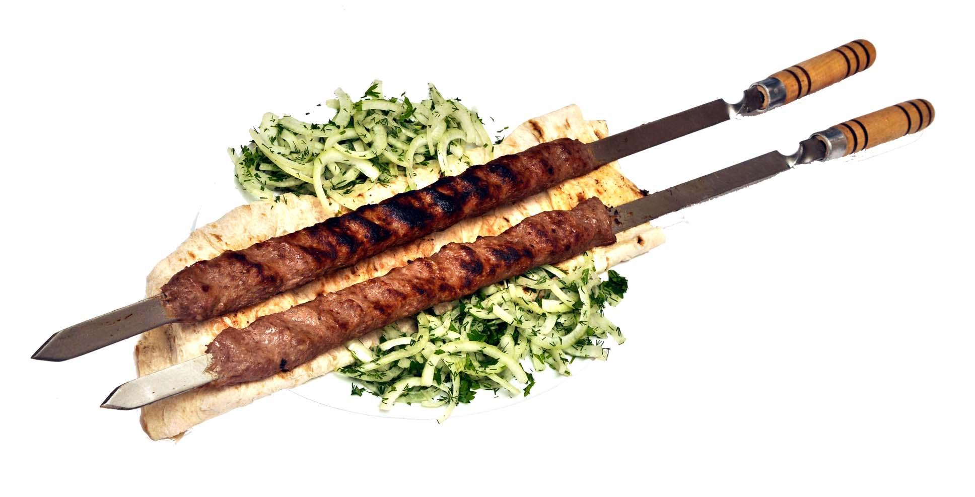 Кебаб на шампуре